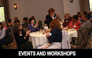 Learn More About Our Events and Workshops!