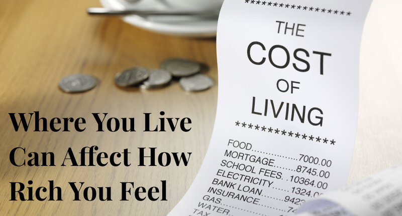 Cost Of Living Calculator By Zip : budgeting Archives  Page 2 of 2  Confidence Wealth ...