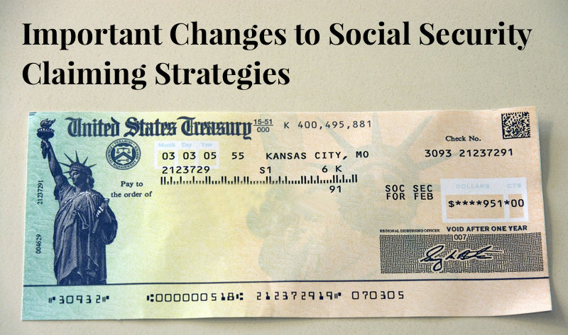Social Security check